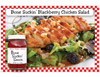 Bone Suckin' Sauce Blackberry Chicken Salad Recipe